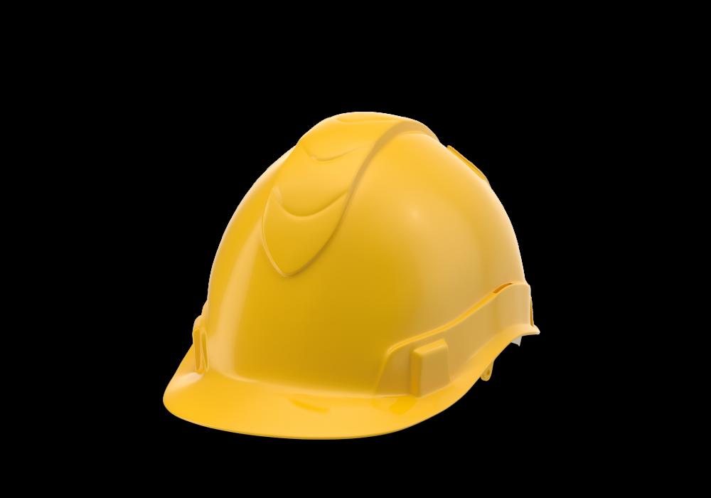 Yellow Hard Hat.H02.2k